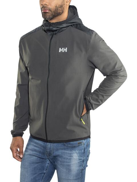 Helly Hansen M's Jotun Hooded Jacket Hooded Jacket Ebony